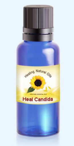 heal candida review
