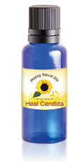 heal candida - heal yeast infection with essential oils