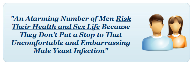 male yeast infection cures